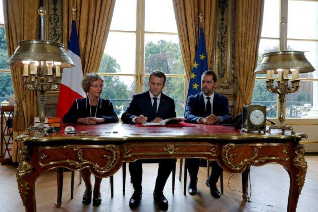 Barème prud'homal: la Cour de cassation donne raison à l'exécutif
