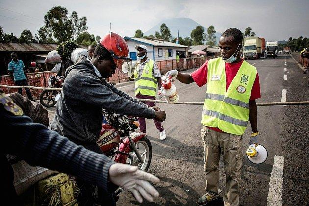 """Ebola en RDC: l'état d'""""urgence"""" sanitaire mondiale est déclarée"""