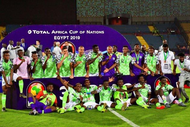 CAN-2019: la consolante pour le Nigeria, encore 3e
