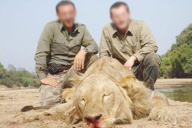 Un vétérinaire de l'Eure ciblé sur les réseaux sociaux après un safari