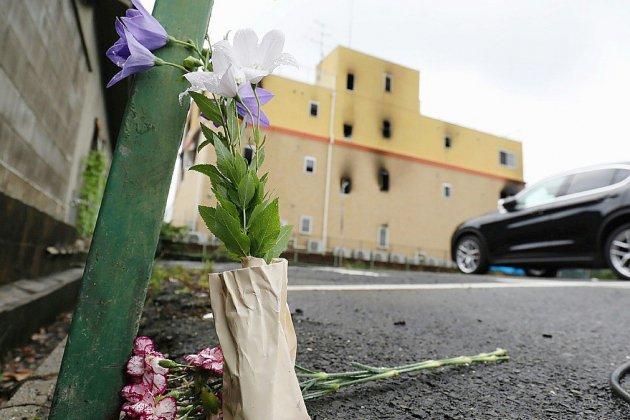 """""""Voir l'enfer"""": le Japon pleure les 33 victimes d'un incendie criminel"""