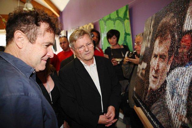 Équeurdreville: Johnny Clegg a laissé un souvenir impérissable