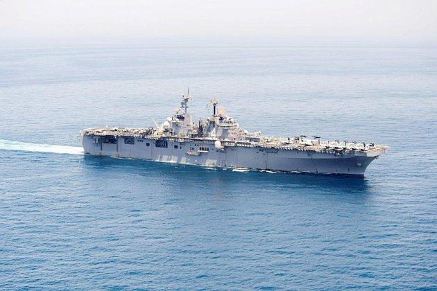 Regain de tension dans le Golfe : l'Iran saisit un pétrolier britannique
