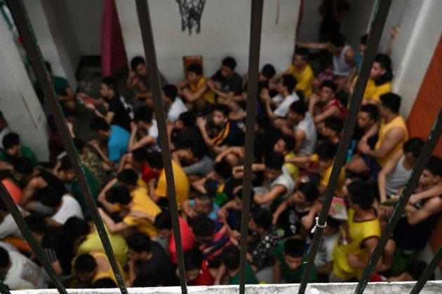 """""""Pires que la prison"""": les centres pour mineurs philippins sont le théâtre d'abus"""