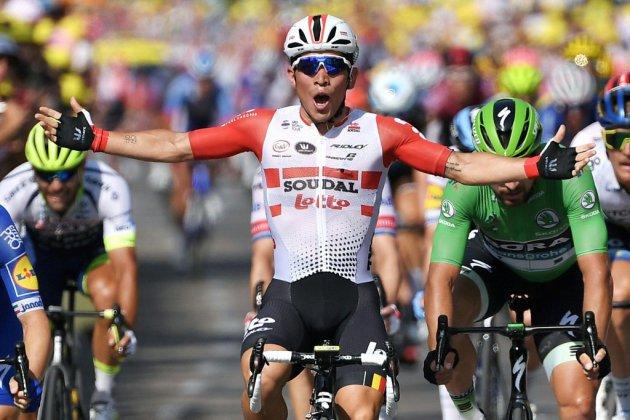 Tour de France: et de deux pour la fusée Ewan