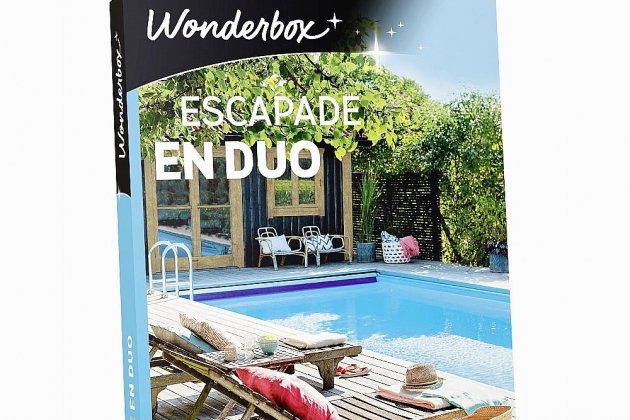 Un coffret Wonderbox à gagner pour prolonger les vacances