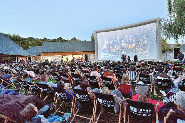 Cinéma en plein air gratuit tout l'été sur l'agglomération havraise