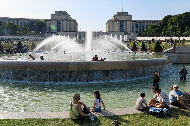 Canicule: la France suffoque, les températures au maximum ce jeudi