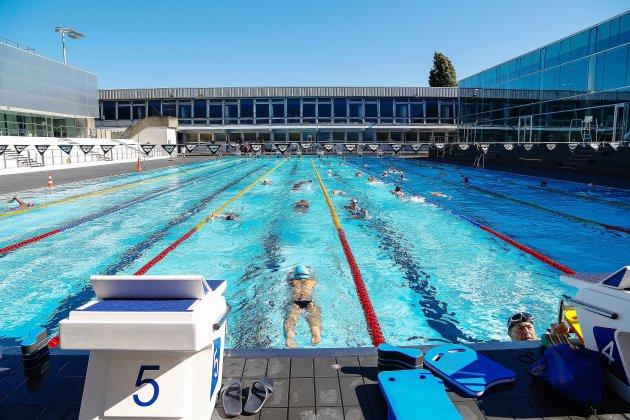 Canicule: les piscines sont gratuites à Caen!