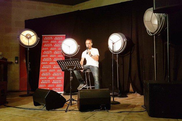 Retour sur le showcase de Jean-Baptiste Guégan avec Tendance Ouest