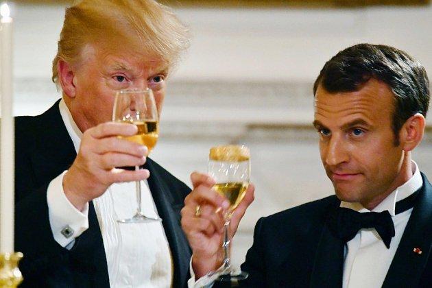 Trump menace le vin français en rétorsion à la taxe Gafa