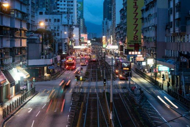Hong Kong: rassemblement interdit contre les triades, crainte d'incidents