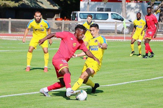 Football : Quevilly Rouen Métropole éliminé de la Coupe de la Ligue