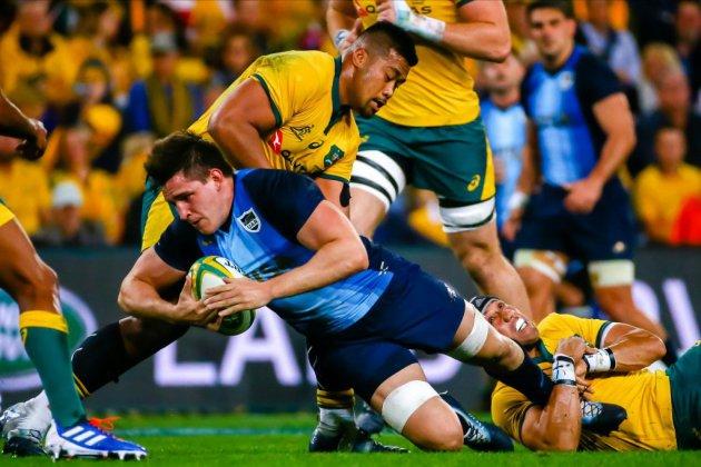 Rugby Championship: retour réussi pour Lealiifano avec l'Australie face à l'Argentine