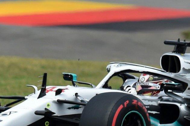 GP de F1 d'Allemagne: Hamilton en pole, problèmes pour Ferrari