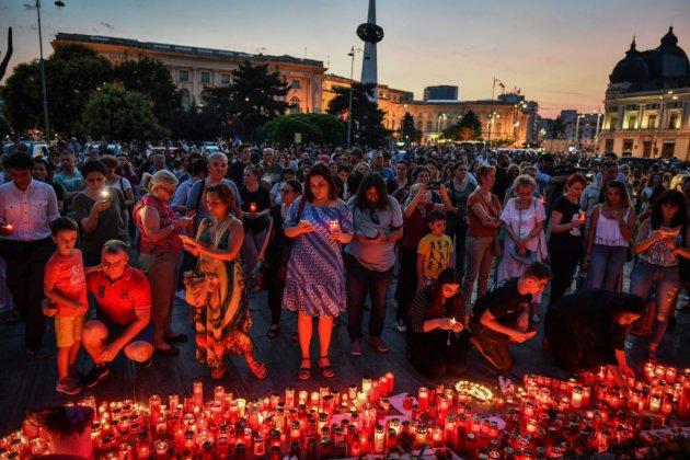 Roumanie: le chef de la police limogé après le meurtre d'une fillette enlevée