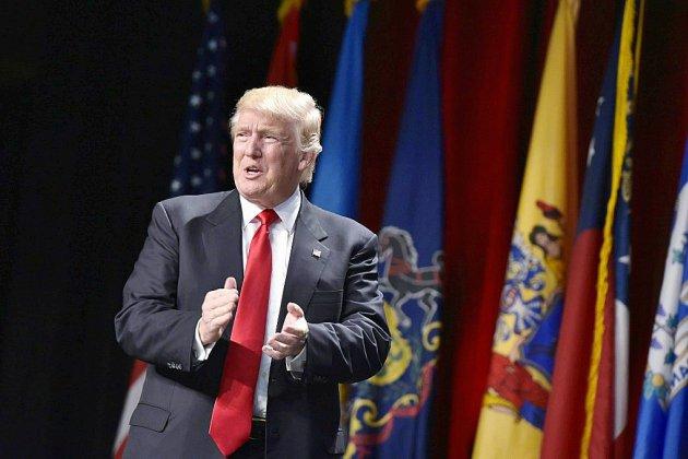 """Accusé de mener une """"campagne de haine"""", Donald Trump se défend"""