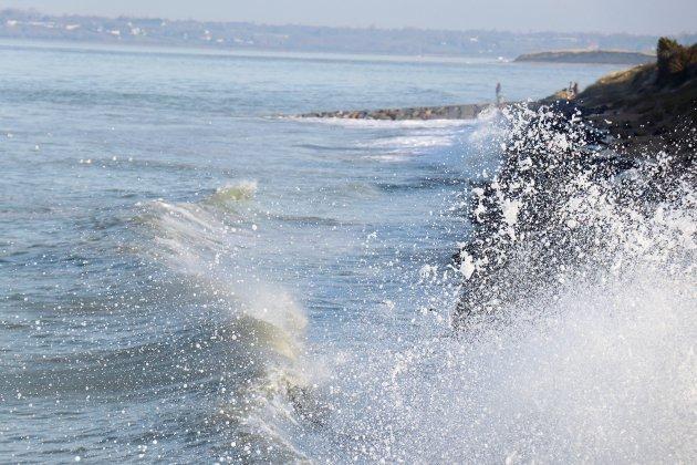 Fort coup de vent attendu sur le littoral de la Manche