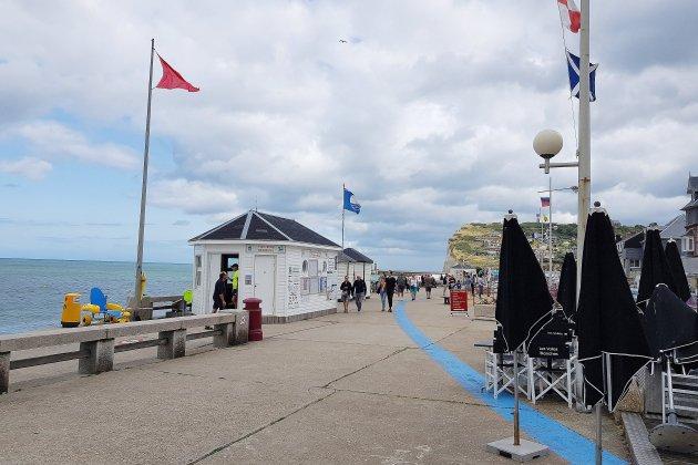 Du vent (un peu) sur la Normandie