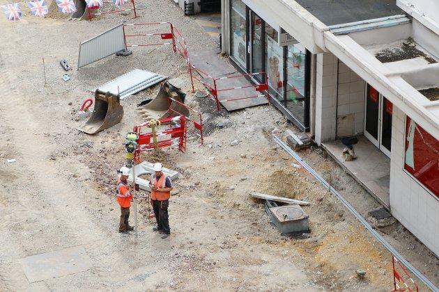 [photos] Des travaux jusque fin 2019 dans le centre de Rouen