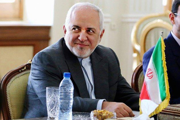 """Les sanctions américaines contre le chef de la diplomatie iranienne traduisent la """"peur"""" de Washington (Rohani)"""