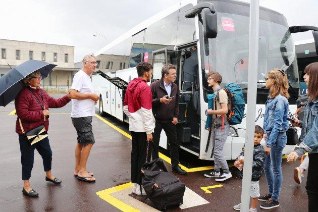 À Caen, ils optent pour des départs en vacances en bus low cost