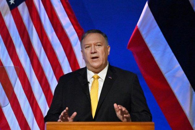 Washington confirme sa sortie du traité de désarmement INF en accusant Moscou