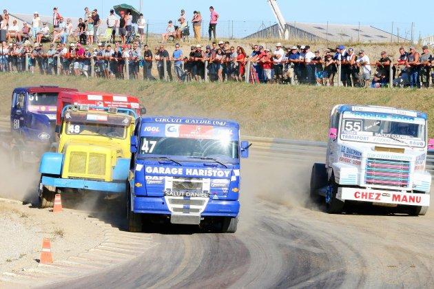 Camion Cross : la Coupe de France à Lessay ce week-end !