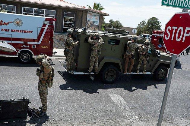 Plusieurs morts dans une fusillade au Texas, trois suspects arrêtés