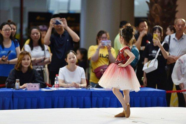 En Chine, le boom des enfants mannequins malgré la controverse