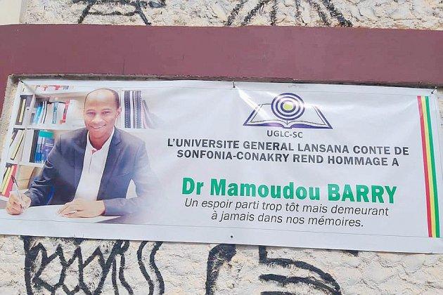 Tué près de Rouen, Mamoudou Barry est inhumé ce lundi en Guinée