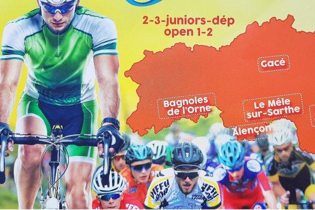Cyclisme : grosse participation annoncée au troisième Tour de l'Orne
