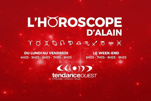 Votre horoscope signe par signe du vendredi 9 août