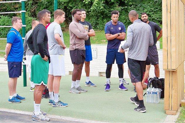 Basket (N1M) : une reprise musclée pour le Caen BC