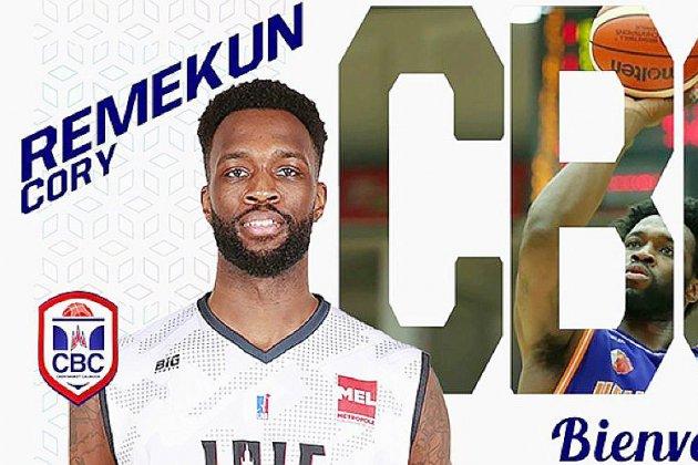 Basket (N1M) : Cory Remekun, nouvel intérieur du Caen BC