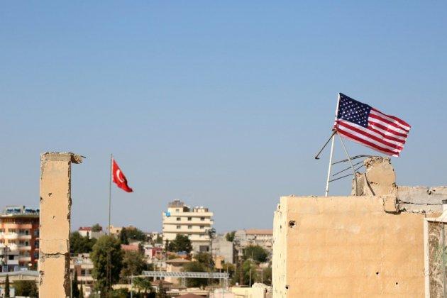 """Turquie et Etats-Unis vont créer un """"centre d'opérations conjointes"""" pour le nord de la Syrie"""