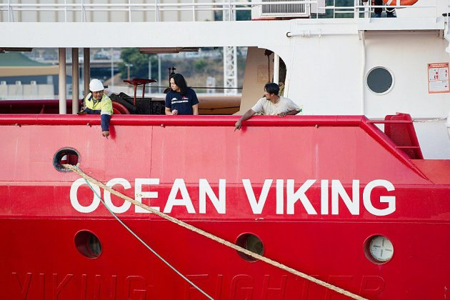 Malte refuse le plein de carburant au bateau humanitaire Ocean Viking (responsable à bord)