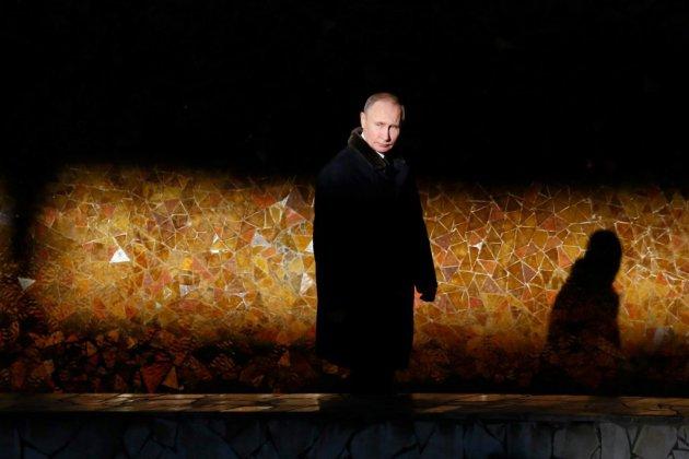 Au pouvoir depuis 20 ans, Poutine gouverne plus que jamais sans partage