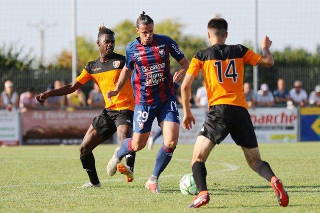 Football (Ligue 2) : la Corse pour débloquer le compteur du SM Caen ?