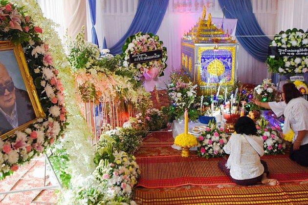 Cambodge: funérailles de Nuon Chea, idéologue des Khmers rouges