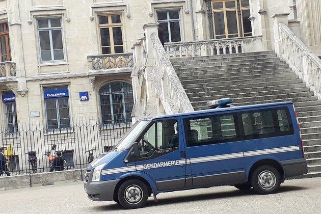 Trois mois de prison ferme pour un dealer près de Rouen