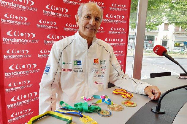 Caen : il vise un 6e titre aux Jeux mondiaux des transplantés