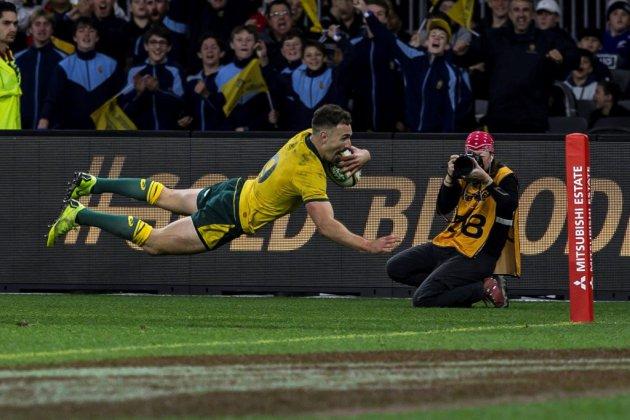 Rugby Championship: la Nouvelle-Zélande (a)battue par l'Australie