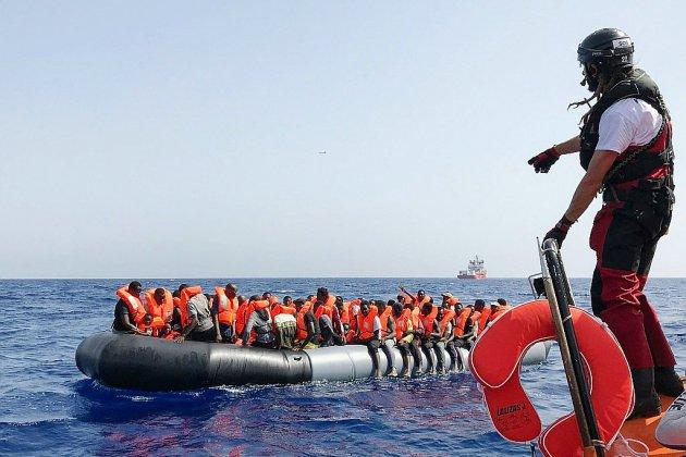 """Nouveau sauvetage pour l'Ocean Viking, Richard Gere en soutien aux """"réfugiés"""" de l'Open Arms"""