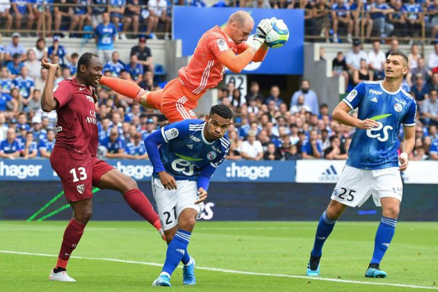 L1: Strasbourg bute sur Metz dans le derby de l'Est