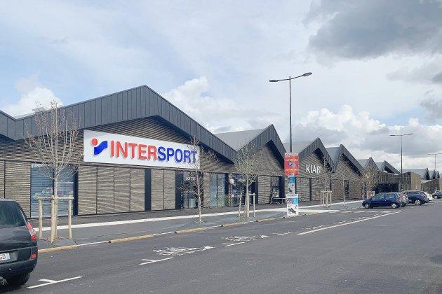 Près de Rouen, ouverture des premiers magasins dans la Promenade du Bois-Cany