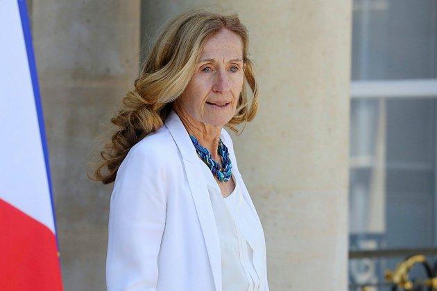 """Affaire Epstein: il n'appartient pas au gouvernement de décider des """"poursuites"""", rappelle Belloubet"""