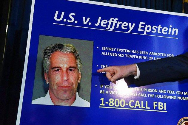 """De """"graves irrégularités"""" dans la prison d'Epstein selon la justice américaine"""