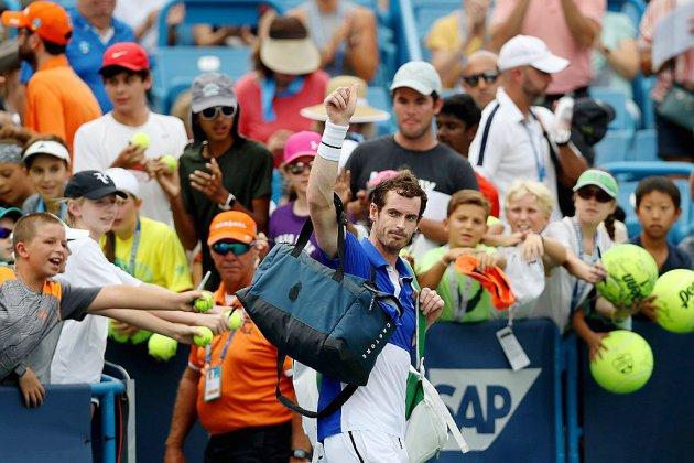 Tennis: retour manqué de Murray, sept mois après l'Australie