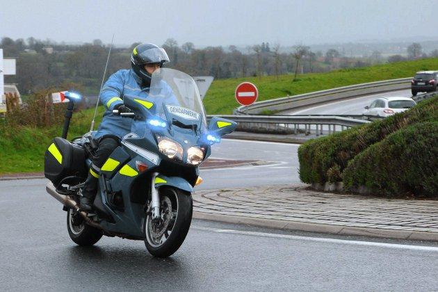 Triple excès de vitesse sur la RN13